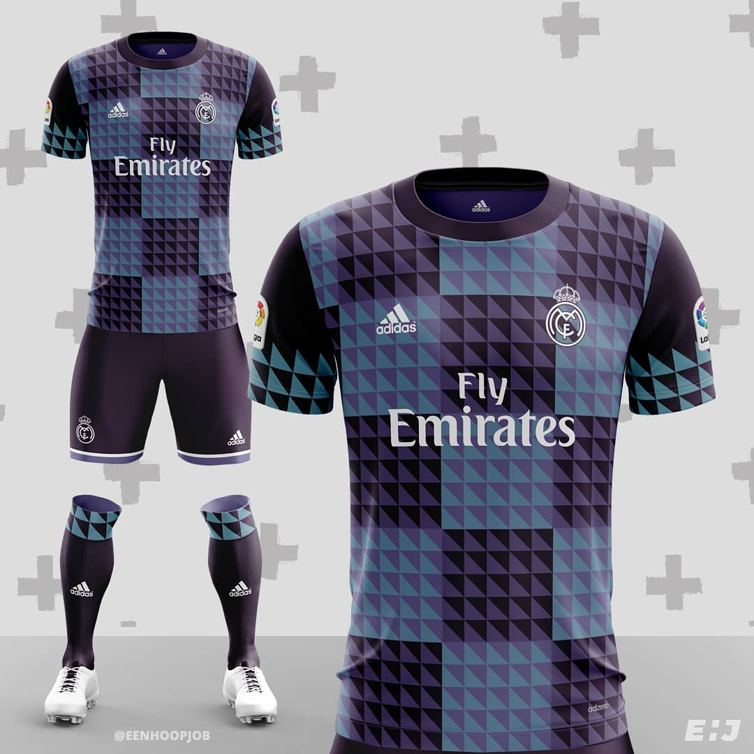 d7f6c7323 Job - Eenhoopjob Football Kit Designs on Twitter