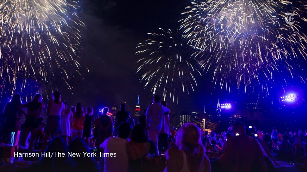 What to do on the 4th of July in NYC https://t.co/dnB6NCqwHG https://t.co/xvCUJqL17g