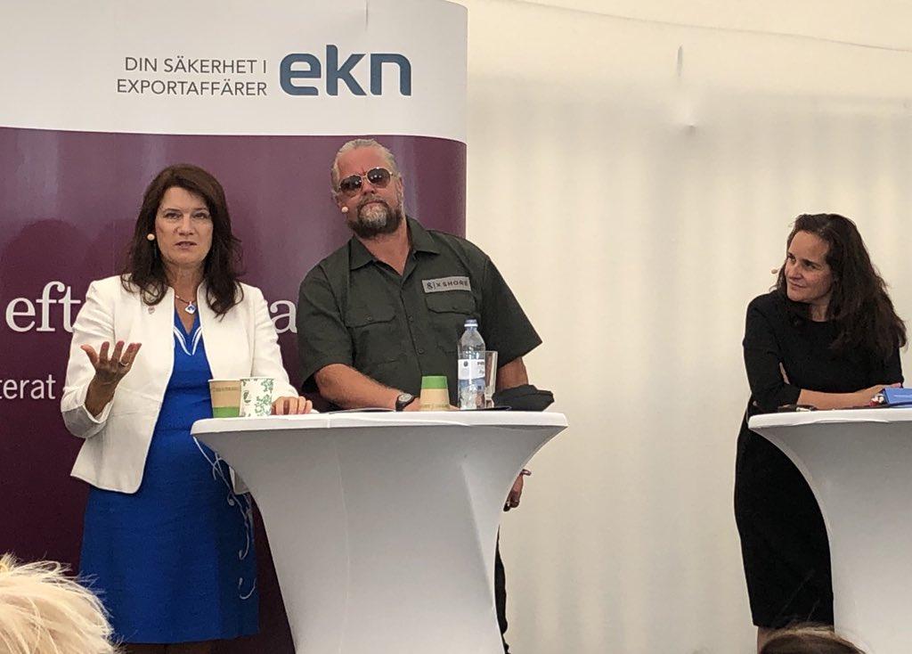 """half off 02311 7439e Vi har inte tid att """"administrera runt"""" utan måste fokusera på affärerna,  säger Kontad Bergström, entreprenör på  eknexport seminarium Från innovatör  till ..."""