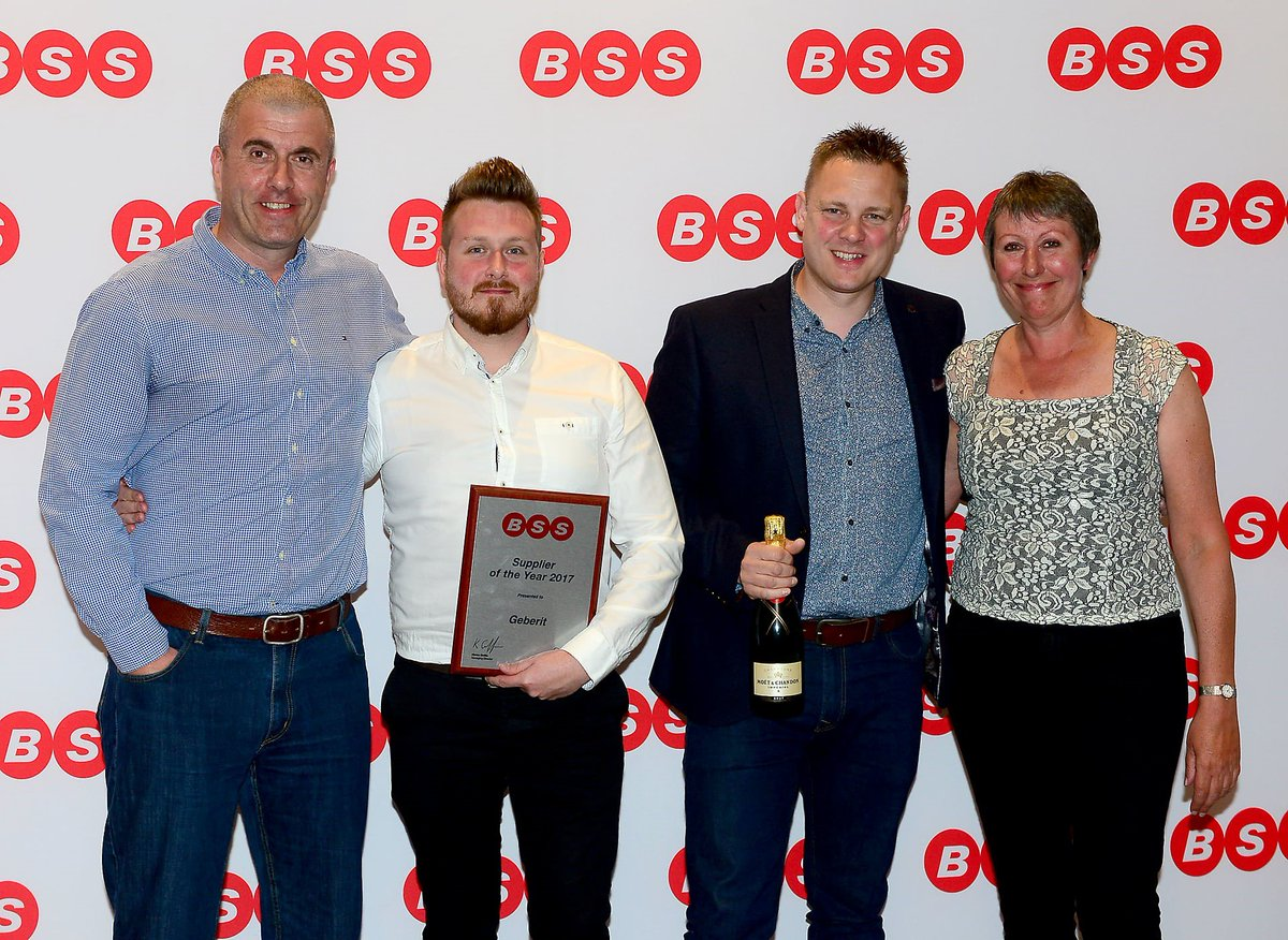 We are extremely proud and honoured to have been chosen by @bssindustrialas its Supplier Of The Year for 2018, as well as winning the awards for both the South East and South West regions. 🙌
