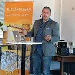 Image for the Tweet beginning: Martin Andersson: #globalisering, #digitalisering och