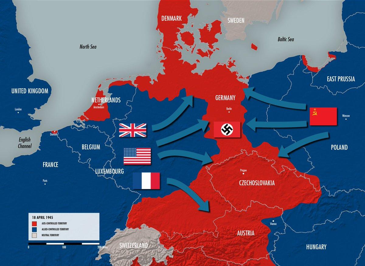 Historical Maps auf Twitter: