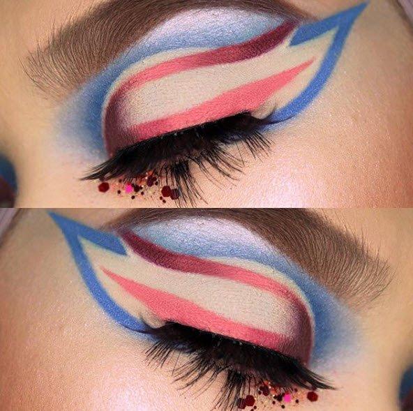 52360d6c173 ... lash line #likeminkonlybetter #kisslashes #motd #mua#undiscovered_muas # lashes #glitter #smokeyeye #beauty #makeup #look #glampic.twitter .com/lSA2d01vK2