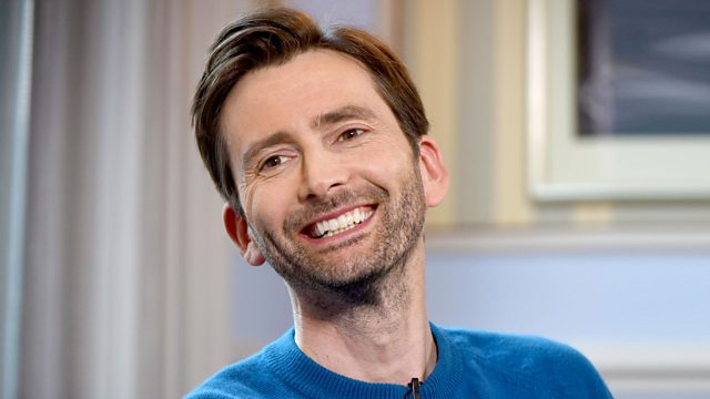 David Tennant hosted The Sara Cox Show on BBC Radio Two - Wednesday 4th July 2018