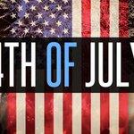 Image for the Tweet beginning: Happy Birthday America!