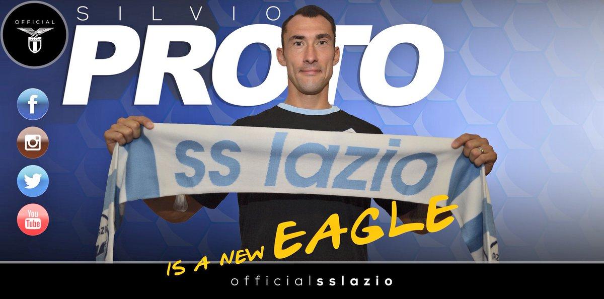 Maillot Extérieur Lazio SILVIO PROTO