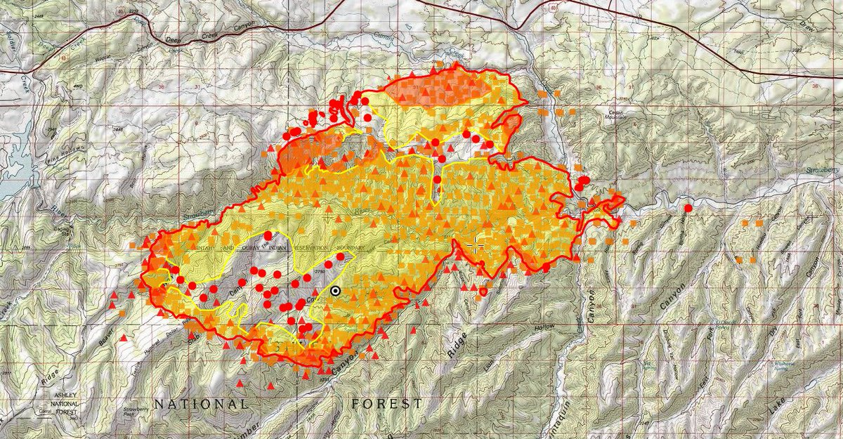 Utah | NW Fire Blog