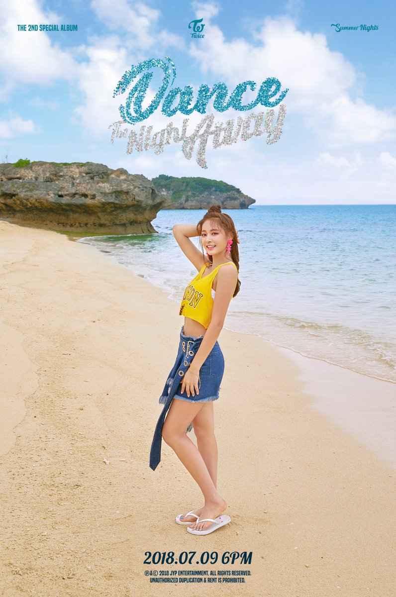 Jypnation On Twitter Twice The 2nd Special Album Summer Nights
