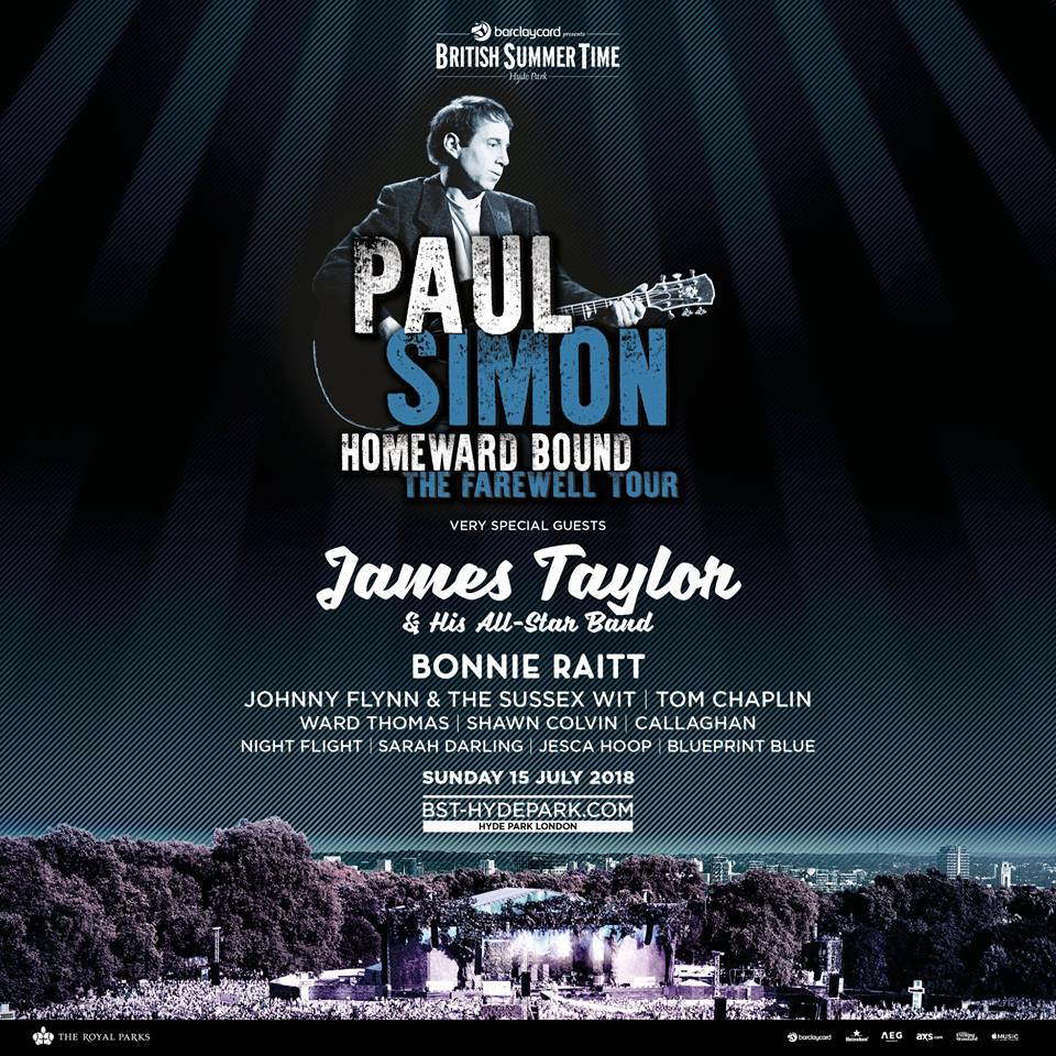 Itb agency on twitter london its paulsimonmusic day at itb agency on twitter london its paulsimonmusic day at bsthydepark the line up features also johnnyflynnhq the sussex wit callaghanmusic malvernweather Choice Image
