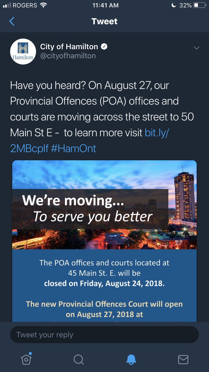 City of Hamilton on Twitter: