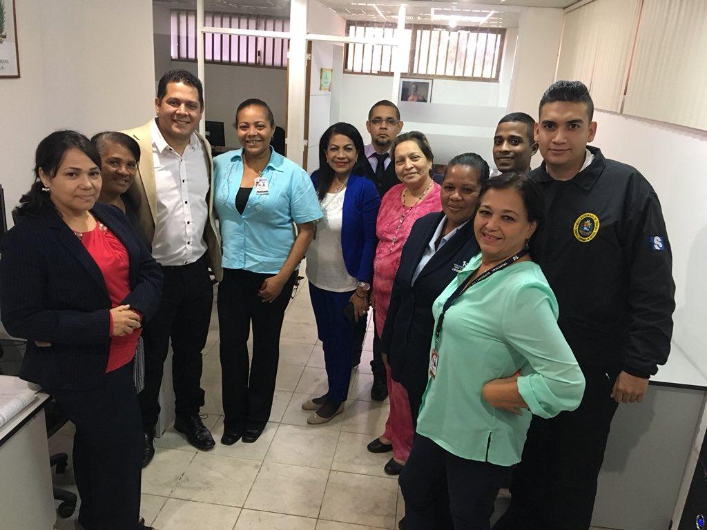 Circuito Judicial Penal : Proceso judicial de alcalde scarano ha sido totalmente apegado a