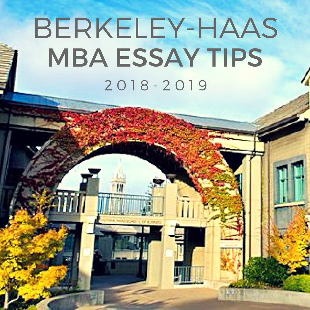 berkeley haas essays 2014 Essaysnark's strategy guide for berkeley-haas school of business leads you through the process of developing the three essays for 2014, with detailed exercises and important insights for creating a strong mba application.