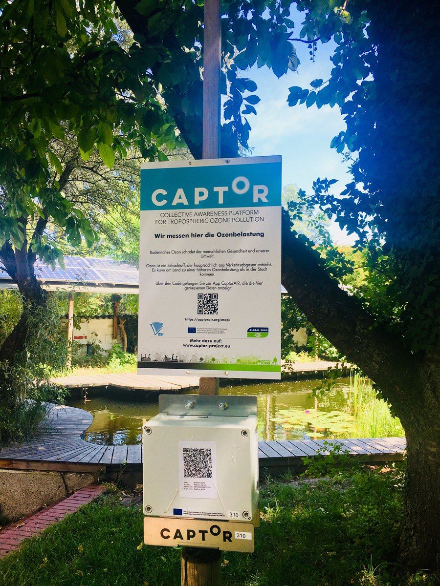 test Twitter Media - We found some very nice places in Austria today for our #ozone measuring #captor @captor_air #AirQuality #CitizenScience thanks to all our hosts https://t.co/C7yv4UIxqd