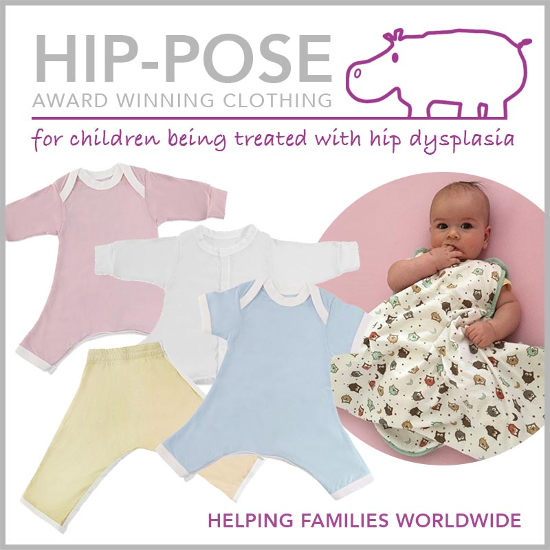 235037dce Please share our Hip-Pose range, clothing and sleeping bags specifically  designed for children with hip dysplasia. View Hip-Pose collection>> ...