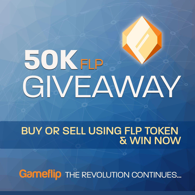 The biggest FLP giveaway yet! - Gameflip - Current Promotions