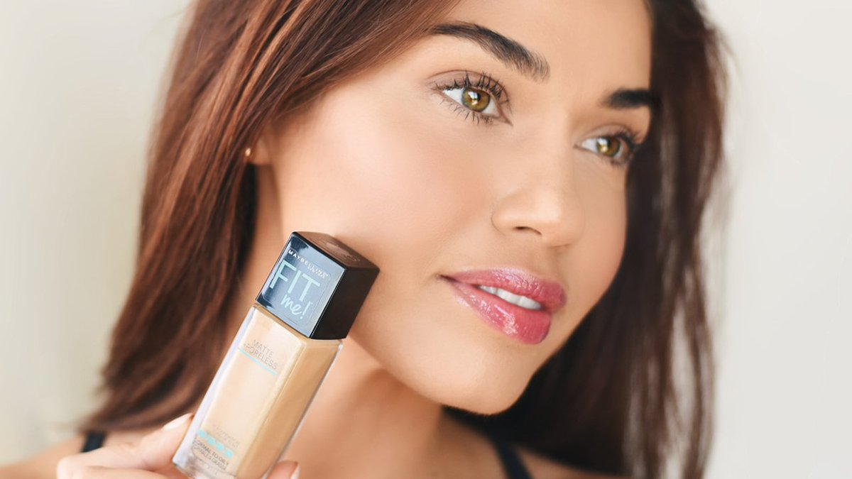 Emanmakeup On Twitter A Full Coverage Foundation I D Wear Every Day Is The Maybelline Fit Me Matte Poreless It S Matte But Also Natural Watch My Top 5 Best Drugstore Foundation Video