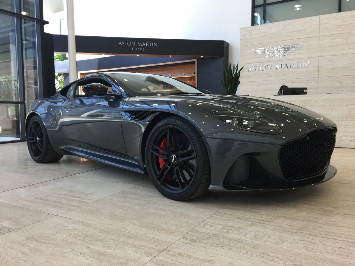 Hwm Astonmartin Auf Twitter Dbs Superleggera Looking Superb In Xenon Grey Astonmartin Dbssuperleggera Beautifulisabsolute