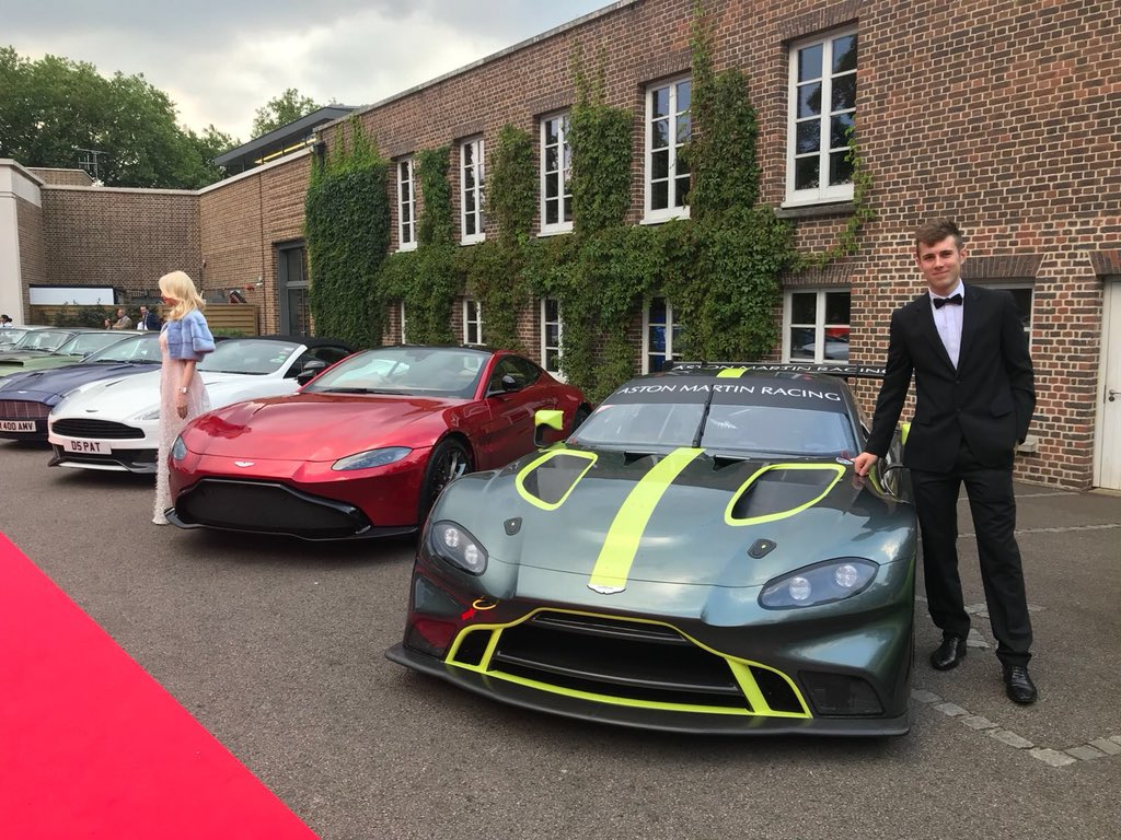 Aston Martin Racing On Twitter We Have At Amrofficial In Full Dress