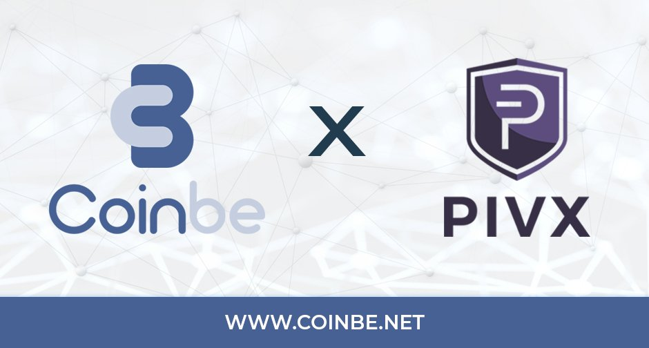 Pivx On Twitter Pivx Now Available For Exchange On European Based