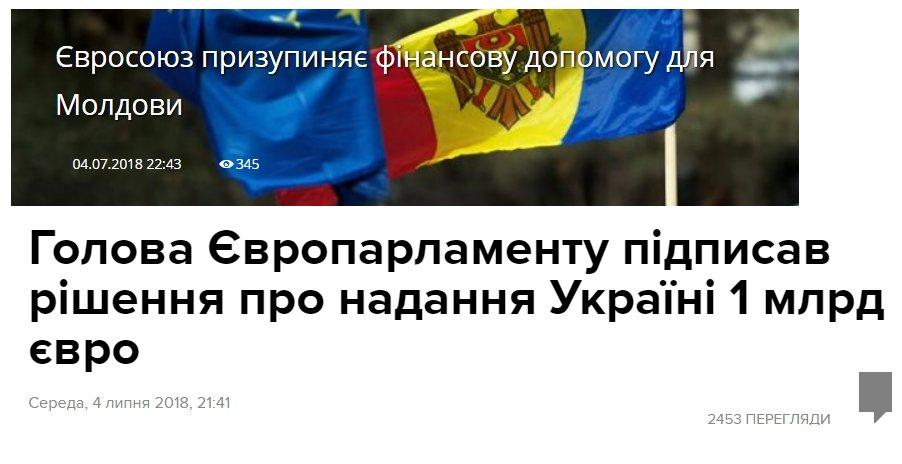 Голова Європарламенту Таяні підписав рішення про виділення Україні 1 млрд євро допомоги - Цензор.НЕТ 9868