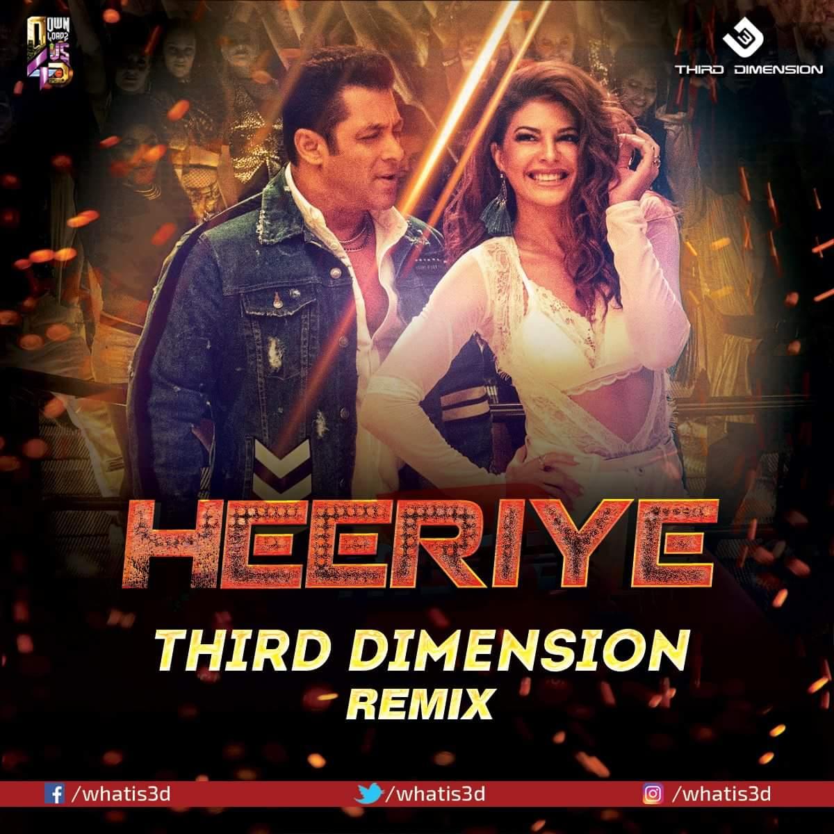 heeriye race 3 video download