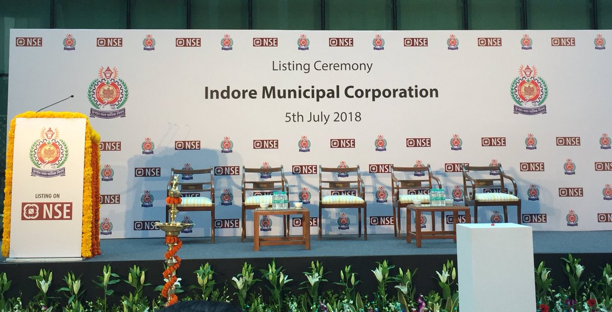 Nseindia On Twitter The Stage Is Set For A Truly Monumental