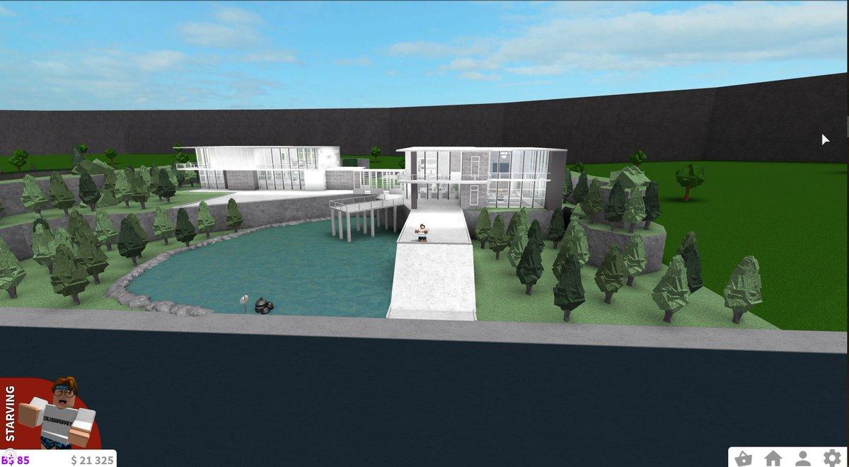 Calebdapuppie On Twitter Just Another Build In Bloxburg