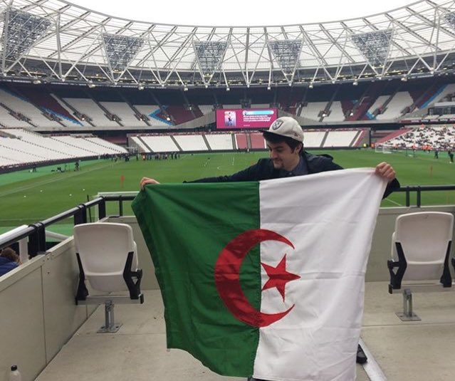 Happy Algerian Independence Day from London!  #5Juillet1962  <br>http://pic.twitter.com/ojtKv81Oep