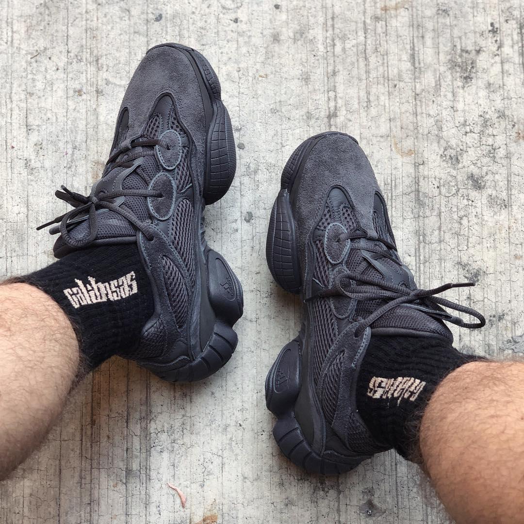 newest e1e01 ec51e Black : cop adidas YEEZY Utility Black weekend ...
