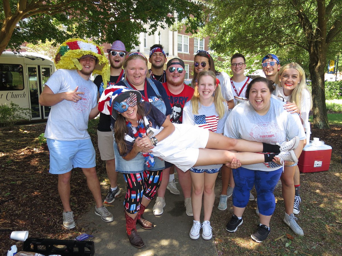 test Twitter Media - Fourth of July is one of the BEST times to come to camp!!! FUGE loves the red, white, and blue, and we go ALL OUT! We have celebrated all day! Keep sharing your Fourth of July FUGE posts! https://t.co/atZ4OQYIZm