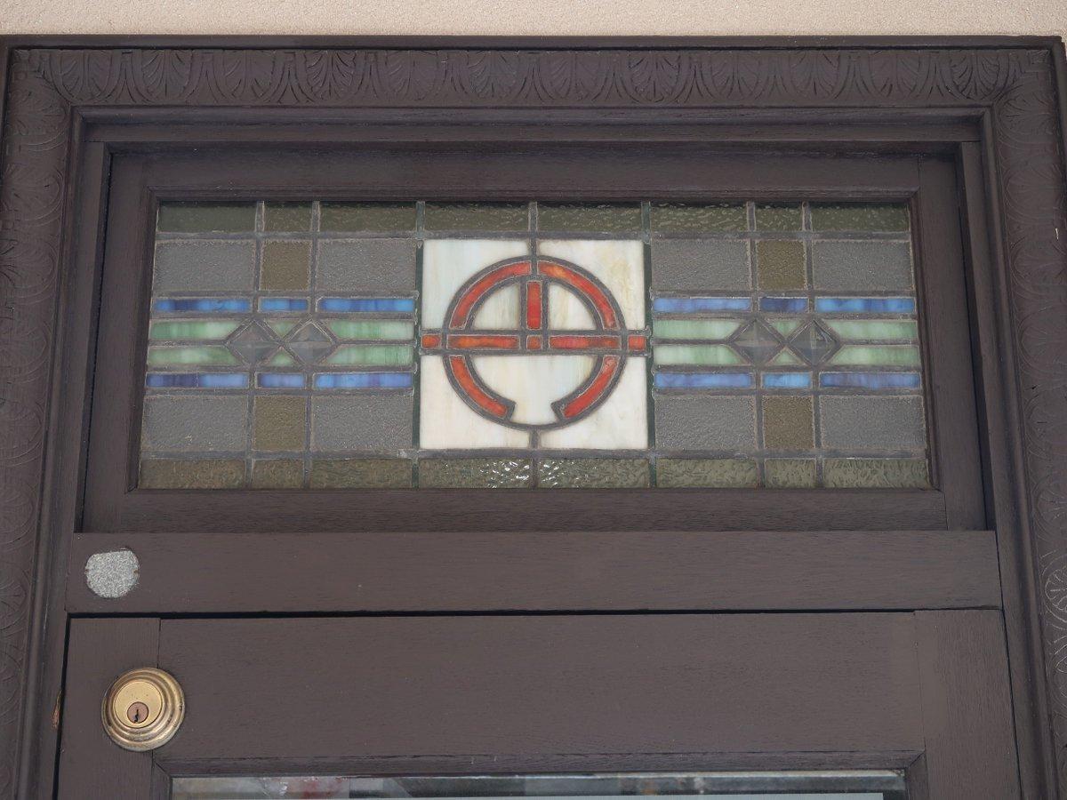 元は明治時代に建てられた煉瓦製造会社の事務所(堺市)。