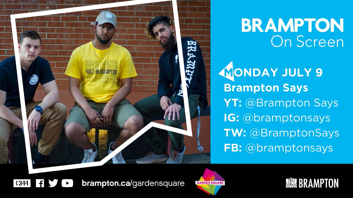 Garden square on twitter this monday july 9 meet some of starting at 7pm join us for screenings of their work and meet greets jessiivee mandiiveee bramptonsays rupanbal sahilsharda thejassibajwa m4hsunfo