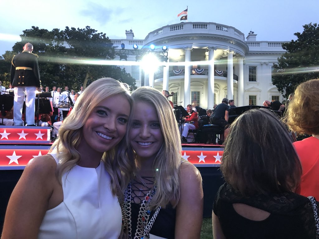 Kayleigh Mcenany On Twitter Fourth Of July At The White House In The Greatest Country With The Best Sister Anyone Could Ask For Ryannmcenany Fourthofjuly Https T Co Igwceh6d5l