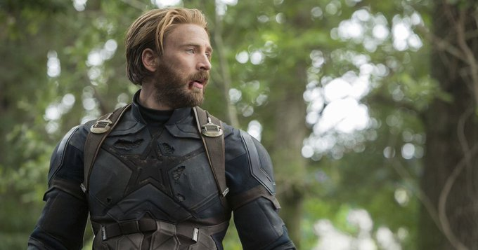 Chris Evans wishes a happy 100th birthday to his \good friend\ Captain America