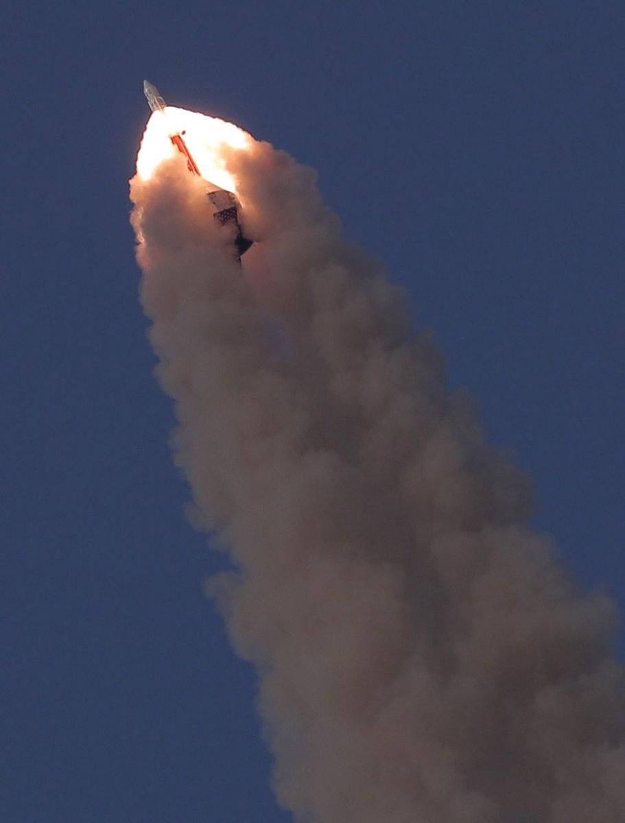 ISRO tested Crew Escape System from Crew Capsule Successfully