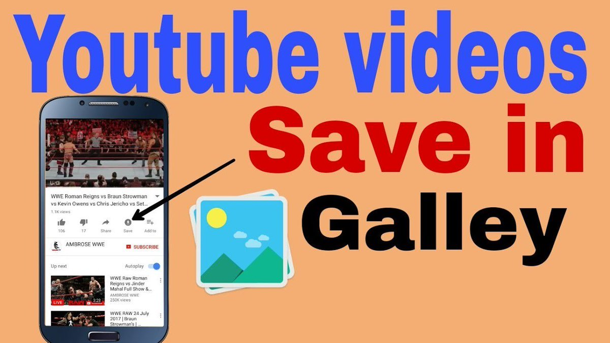 """KeepDownloading on Twitter: """"How to Download YouTube videos to"""
