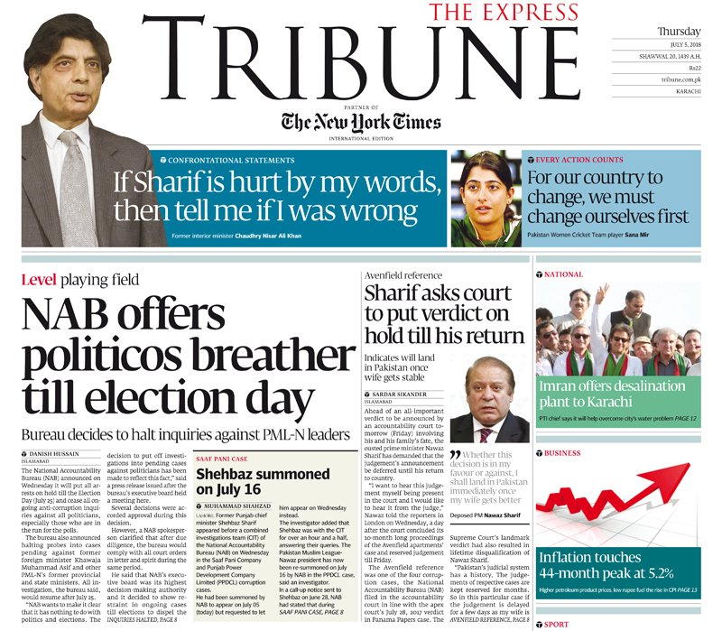 The Express Tribune on Twitter: