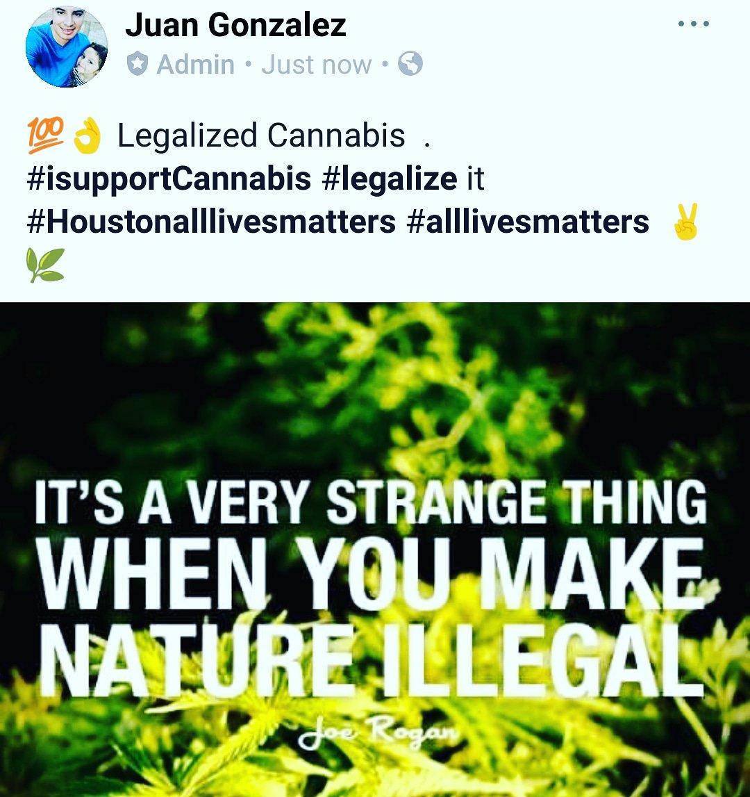 Legalize it #alllivesmatters #Isupportcannabis #canabbis #Follow  #follo4follo  #folloback  #follo4folloback #alllivesmatters #houstonalllivesmatters <br>http://pic.twitter.com/FiWfiUxgEy