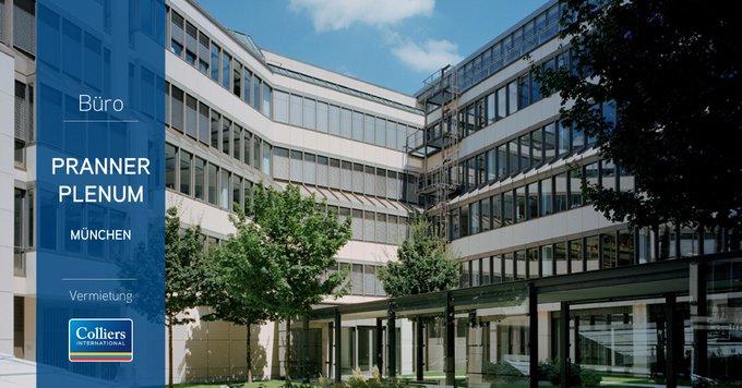 """Deal der Woche: #München<br>Die Airbus Bank GmbH hat ca. 3.800 Quadratmeter Bürofläche im """"Prannerplenum"""" in der Münchner Innenstadt angemietet:  t.co/2gxg20a8CX"""