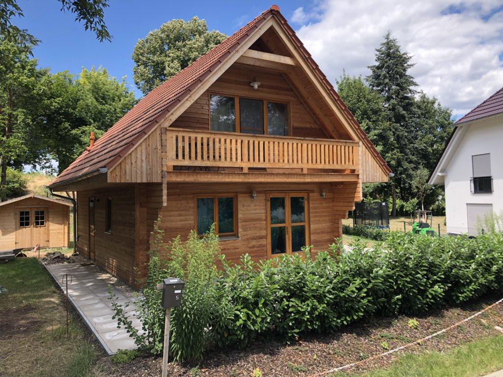Thule Blockhaus Gmbh On Twitter Unser Haus Fjord Hier Gehts Zum