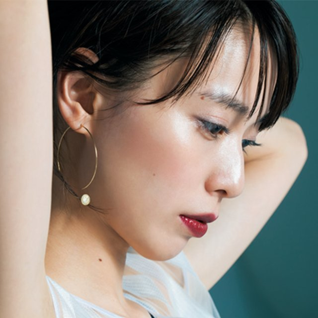 戸田恵梨香の美しい横顔
