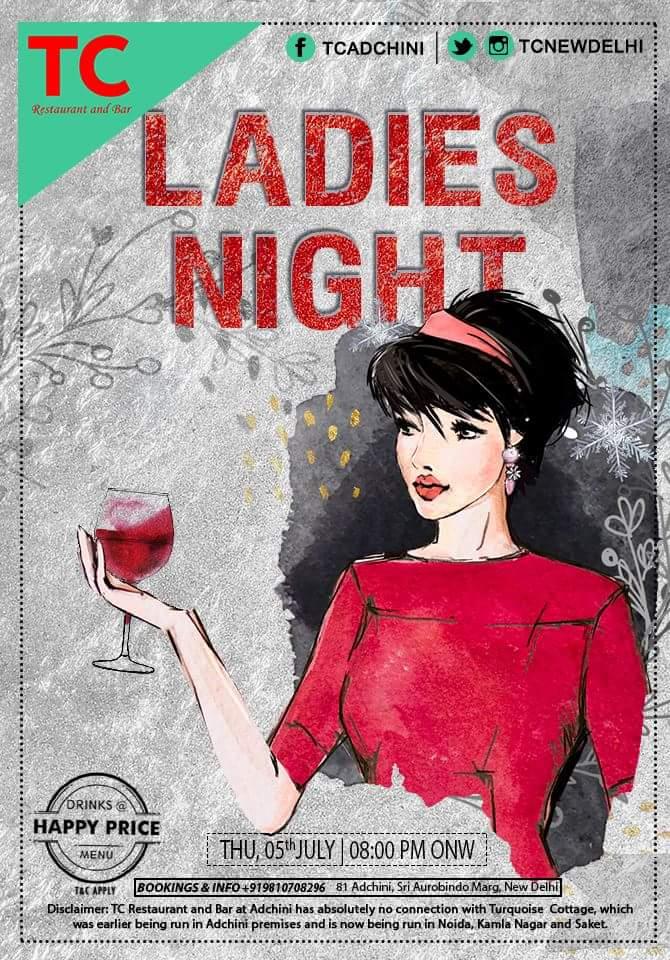 f bar delhi ladies night