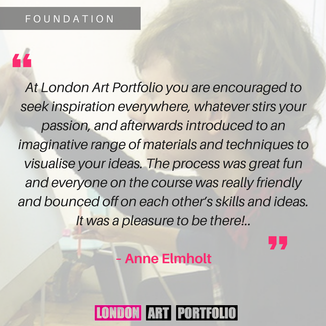 London Art Portfolio On Twitter We Deliver A Diagnostic Foundation Course That Offers Specialist Pathways In The Following Fields Of Art Design Fineart Fashiondesign Textiledesign Graphiccommunicationdesign 3dspatialdesign