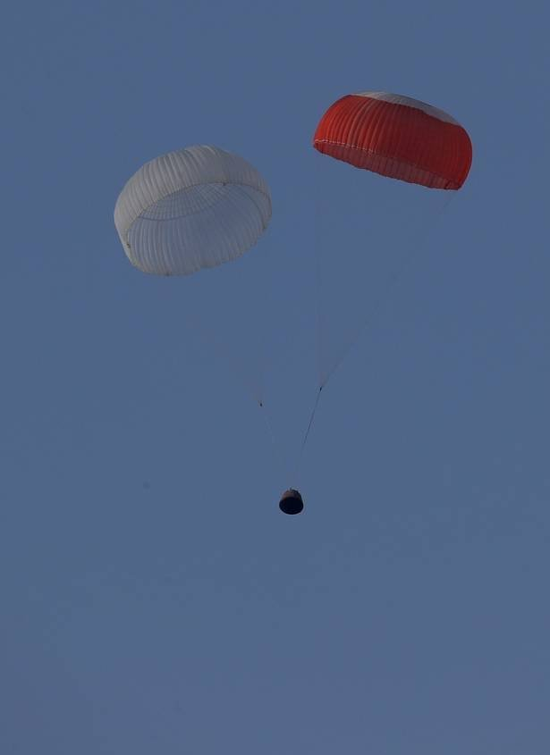 Essai d'éjection de la capsule indienne - 5.7.2018 DhVTeRFU0AA9yMH