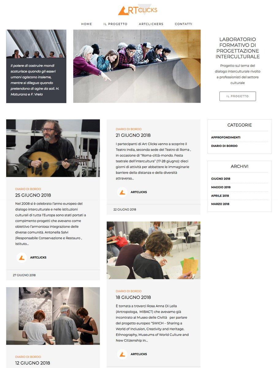 Workshop di incontri online