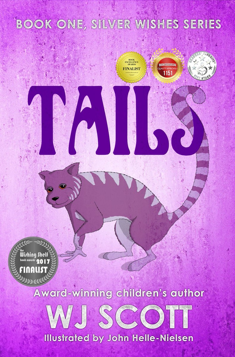 "#Follow #Author Wendy Scott @WendyJayneScott #Read #Tails ""dazzling 5* #reveiw""  https://t.co/OSSFEBlmJE #Preteen #Awards  https://t.co/OSSFEBlmJE #RRBC @RRBC_Org #RRBC_Community https://t.co/cIVLoGeWmb"