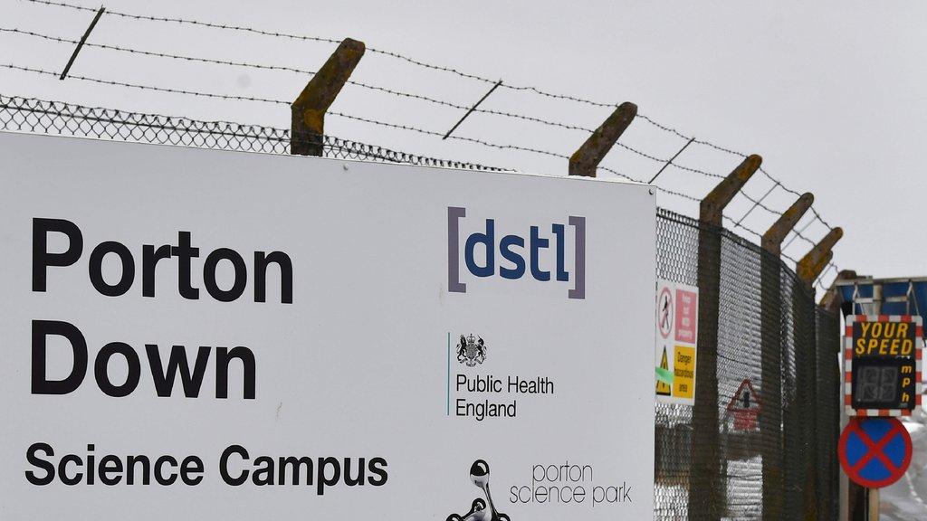 Vers une affaire Skripal bis au Royaume-Uni?  https://t.co/P8Qvt7mbwK #Skripal #Russia #poison #Novitchok