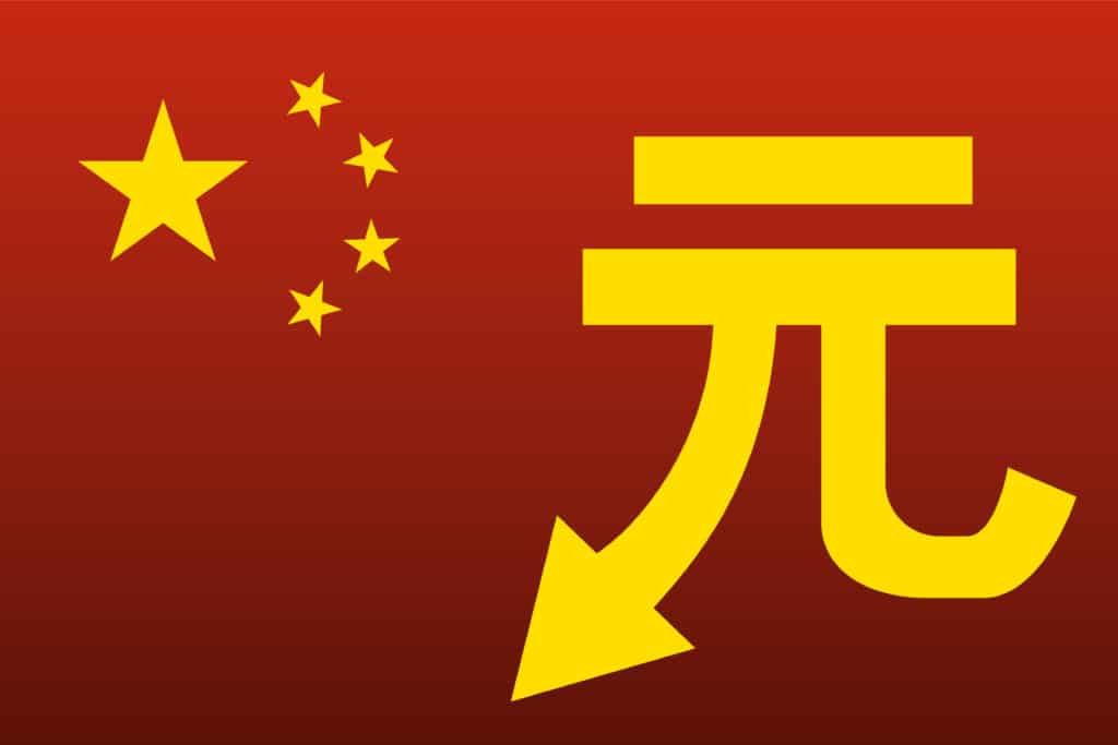 'Ceci n'est pas une #Dévaluation' (Xi Jinping façon Magritte) ➡️ https://t.co/Z9BHYzoBEs #Chine #Renminbi #Yuan