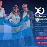 Image for the Tweet beginning: El @DiabetesExpeDay en #Argentina ya