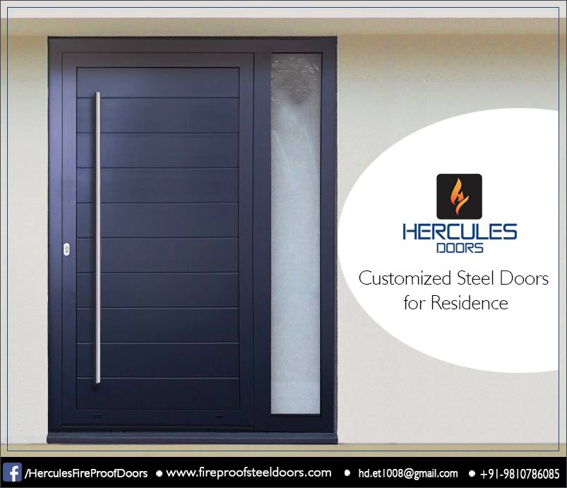 #HerculesDoors Is One Of The Leading Steel Door Makers, Using Cutting Edge  Technology To #customizedoors As Per The Architectural Specifications Of  Your ...